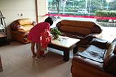 呼和浩特妇科医院 一楼沙发聊天吧,休息等待